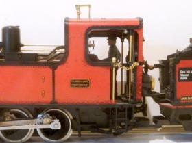 Corpet Louvet europaloc (20790) en rode tender (69572)