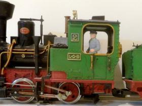 Stainz (2010) + groene tender (69572)