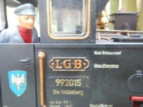 Detail Tenderloc (LGB 992015)